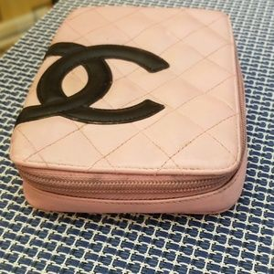 CHANEL Bags - Authentic Chanel cosmetic bag